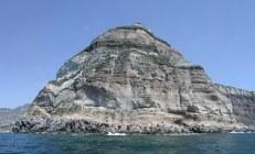 Ischia - Punta Imperatore: la successione di depositi vulcanici esposta lungo il promontorio di Punta Imperatore,