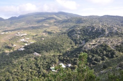 il cono Gelfiser a Pantelleria (foto di G. De Astis)