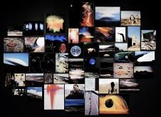 """Figura 4 - Michele Di Donato, """"Brain Cloud"""", 2018 Composizione fotografica."""