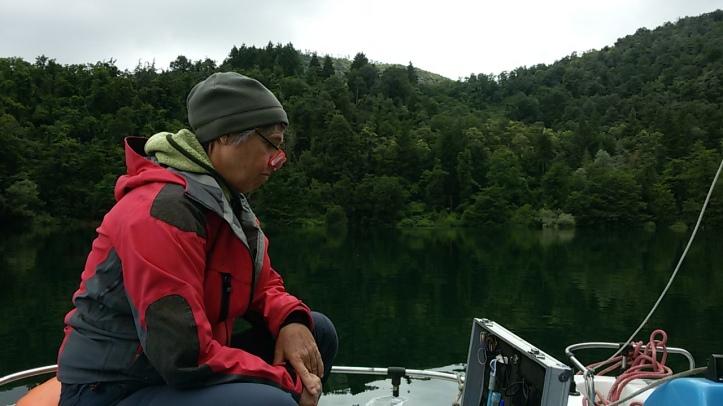 10 - GiovannellaPecoraino_campionamento acque lago monticchio