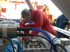 15 - INGV - manutenzione di strumentazione in Antartide