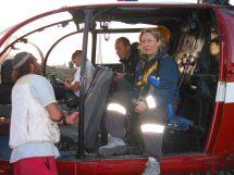 20 - INGV - sorvolo per osservazioni vulcanologiche a Stromboli