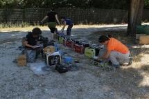 9 - INGV - verifica del funzionamento di stazioni sismiche